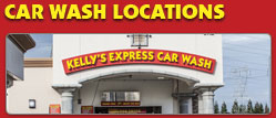 Kelly's Express Carwash Locations